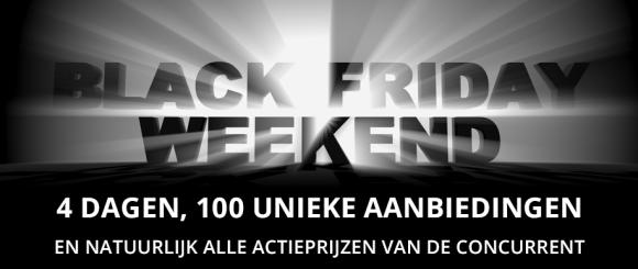 Black Fridayu 2015 aanbiedingen BCC