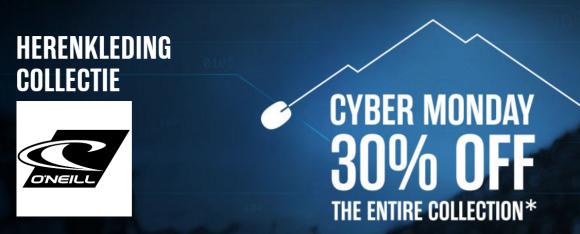 Onlein cyber monday